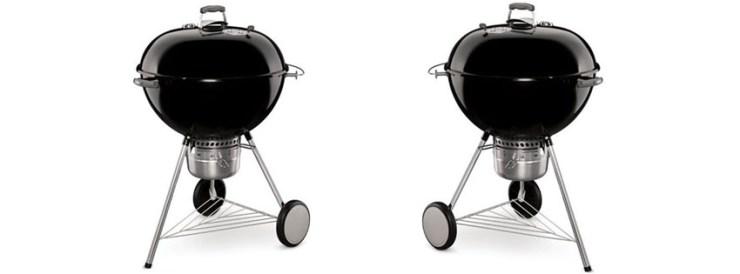 Best Weber Original Premium Charcoal Grill