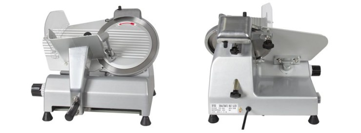 Blade Commercial Meat Cheese Food Slicer