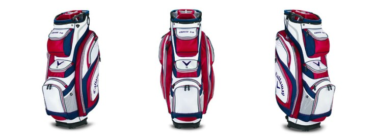 Callaway 2015 Org 14 Golf Cart Bag