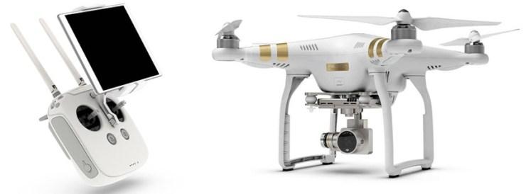 DJI Phantom 3 Quadcopter Drone