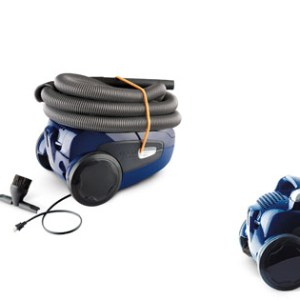 Electrolux Ergospace Bagged Canister Vacuum