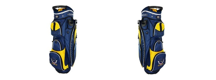 Hot-Z Golf US Navy Cart Bag