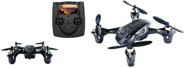 Hubsan H107D FPV X4 Quadcopter