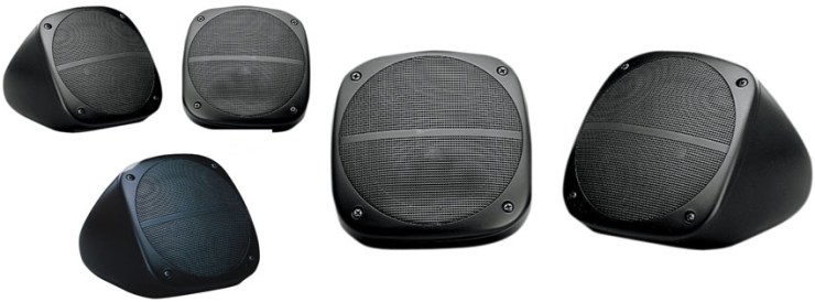 Jensen HDS3000 Heavy-Duty Speakers