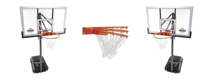 Lifetime 71522 Basketball System