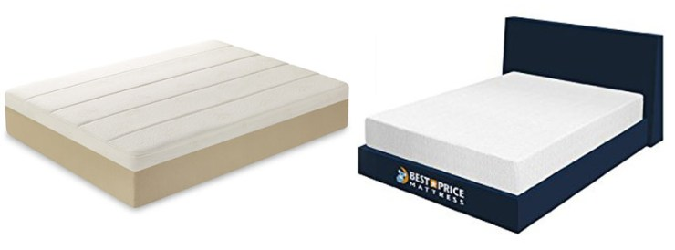 Night Therapy Pressure Memory Foam Mattress