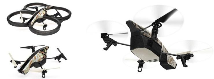 Parrot AR.Drone 2.0 Elite Quadricopter