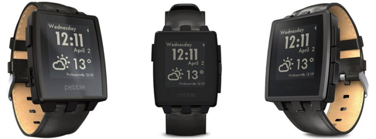 Pebble Steel Smart