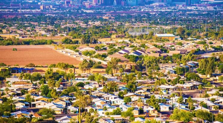 Population of Phoenix