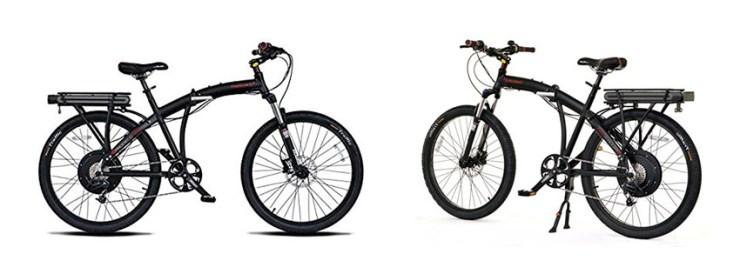 Prodeco V3 Phantom X2 8 Speed Electric Bicycle