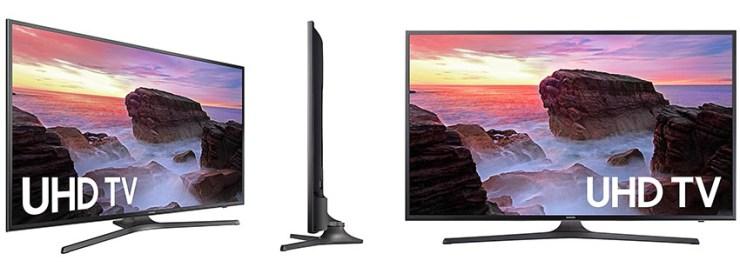 Samsung Electronics Inch Ultra HD Smart LED TV