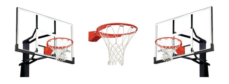 Silverback 54″ Basketball System