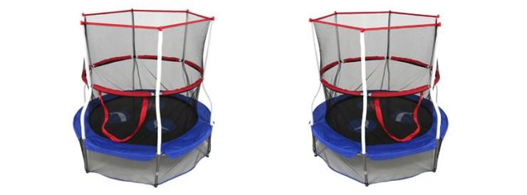 Skywalker Trampolines – Padded Enclosure System