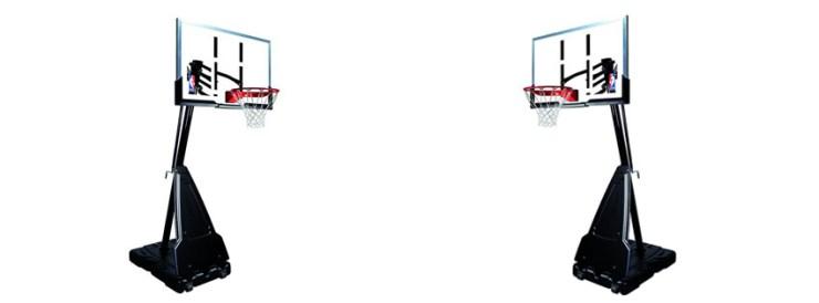 Spalding NBA – 60″ Glass Backboard