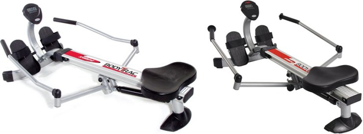 Stamina Body Trac Rowing Machine