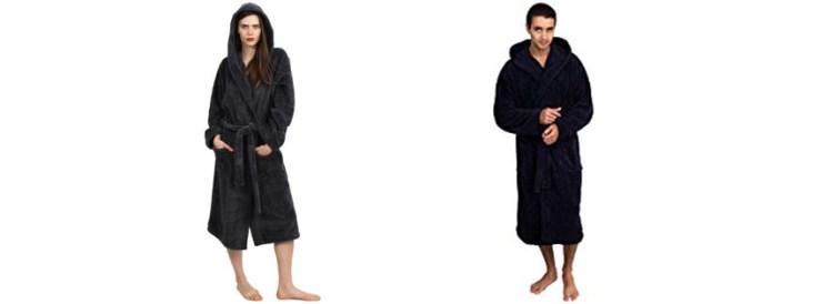 Towel Selections Super Soft Bathrobe