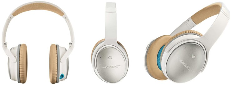 Bose QuietComfort 25 Acoustic Cancelling Headphones
