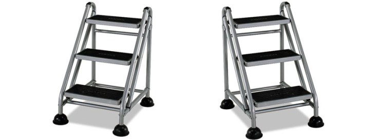 Cosco Rolling Step Stool
