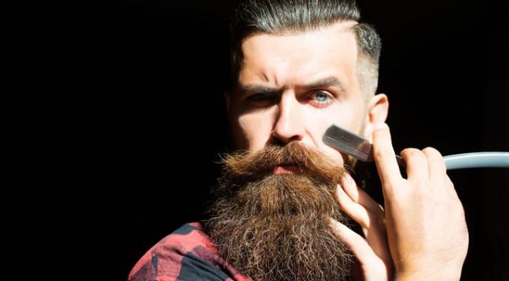 always maintain your beard
