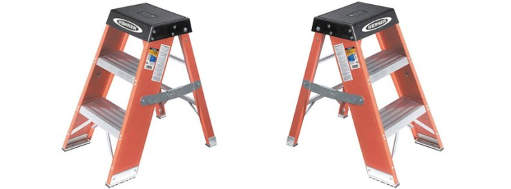 Werner Step Stool