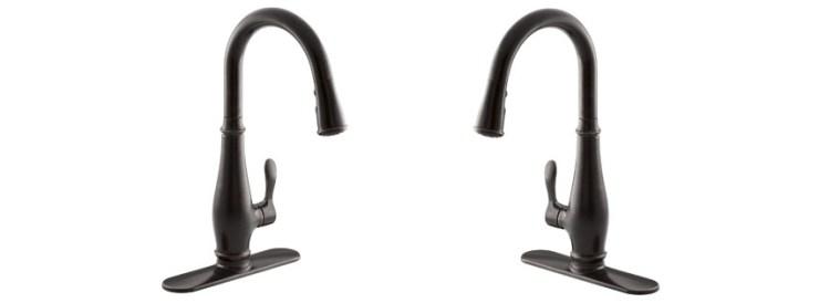 Kohler Cruette Pull-Down Faucet