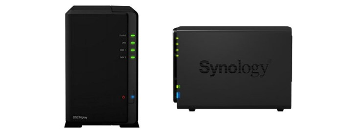 Synology Bay Network Attached Storage