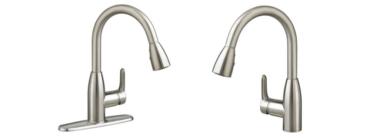 American Standard Colony Pull-Down Faucet