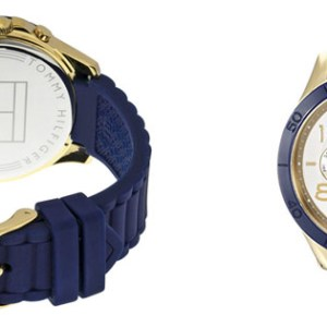 Tommy Hilfiger Womens Sophisticated Sport Analog Display Quartz Watch