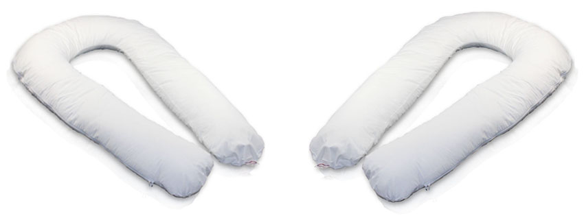 Total Body Support Pillow.Comfort U Total Body Support Pillow