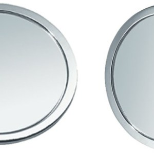 InterDesign Suction Fog Free Mirror