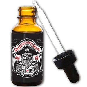 Grave Before Shave Bay Rum Oil