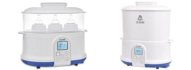 Baby Brezza Safe Smart Bottle Warmer