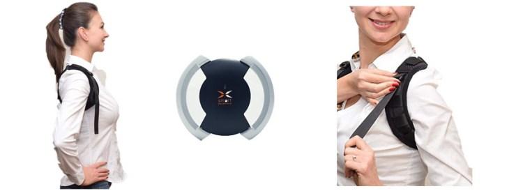 Smart Back Brace Posture Brace and Back Corrector with Shoulder Straps