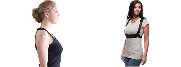 BAX U Posture Corrector Back and Shoulder Support
