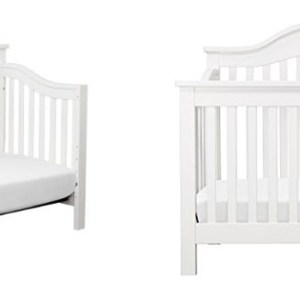DaVinci Emily Mini Convertible Wood Baby Crib