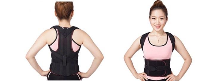 MEDIZED Adjustable Posture Corrector