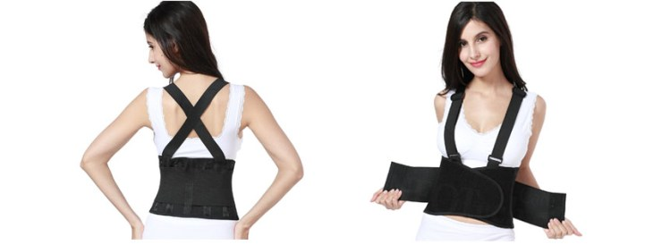 ComfyMed Posture Corrector Clavicle Support Brace