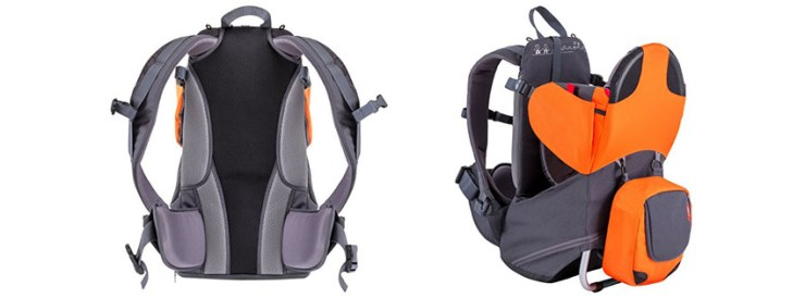 Gorilla Carrier Child Hiking Backpack Carrier