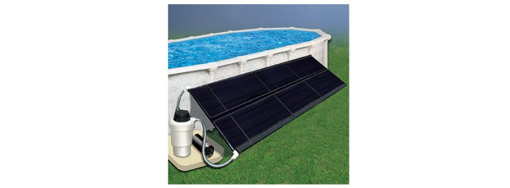 Dohenys Above Ground Solar Heating Systems