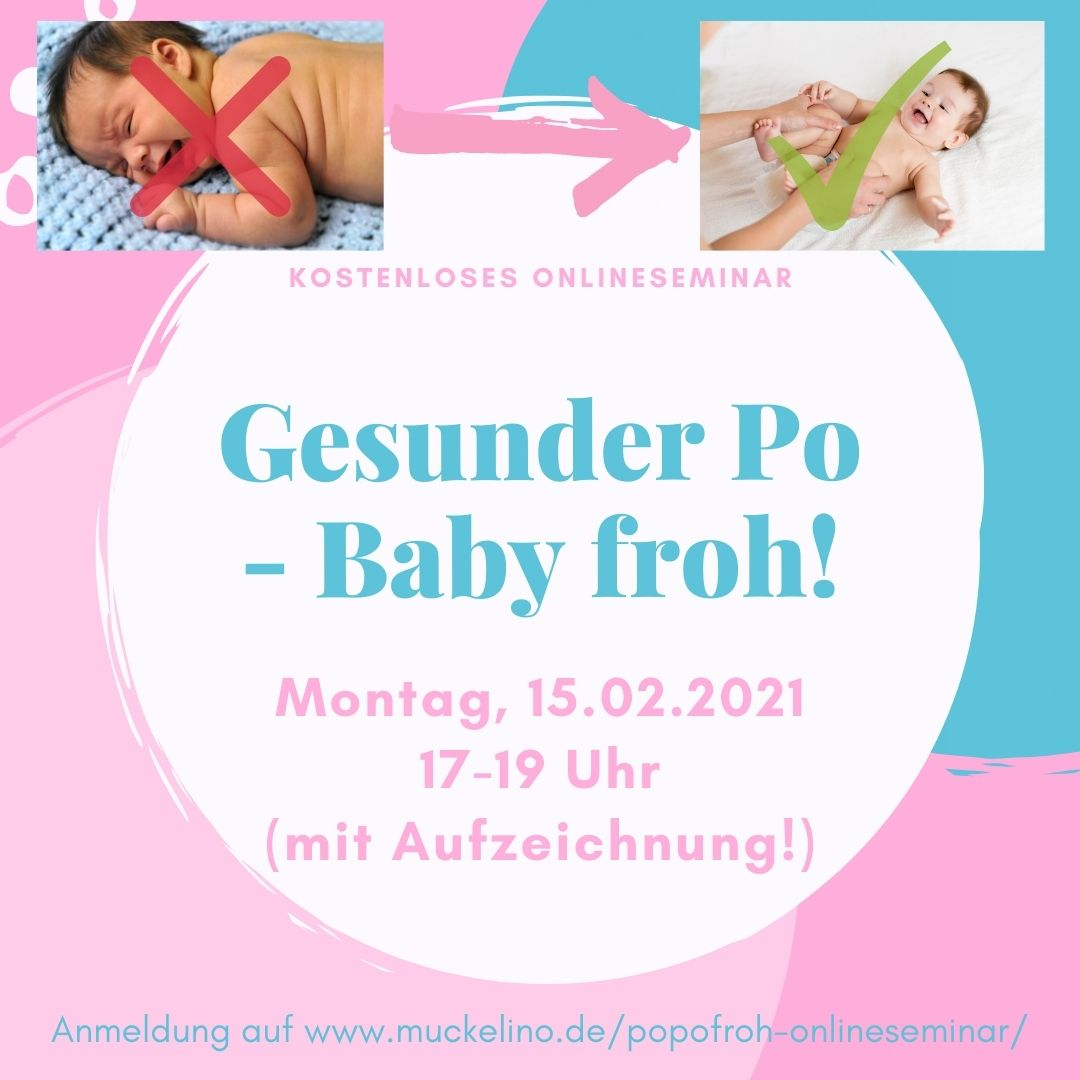 Geunder Po - Baby froh! Onlineseminar