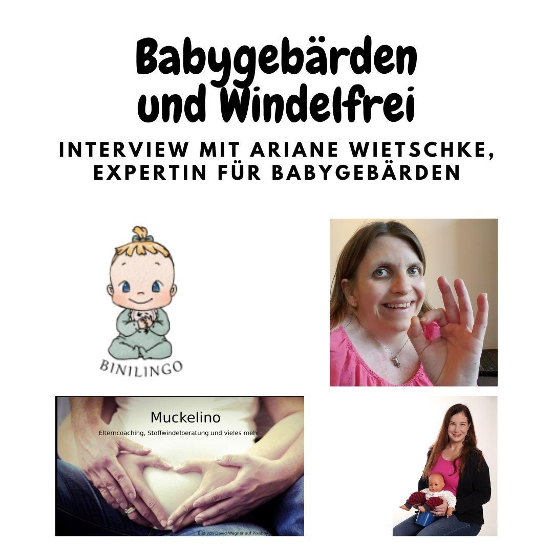 Babygebärden und Windelfrei