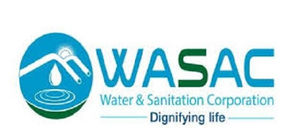32 JOB POSITIONS at The Water and Sanitation Corporation (WASAC). Deadline : March 06, 2020