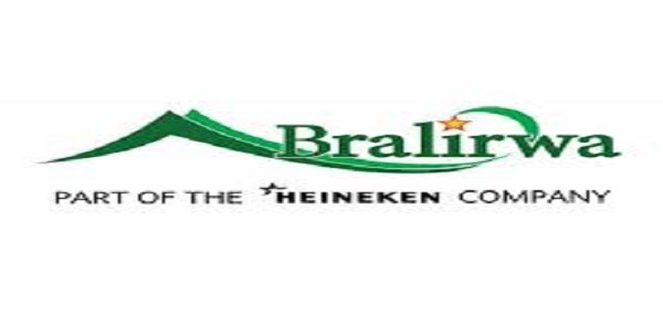 2 Positions at BRALIRWA: (Deadline 2 December 2020)