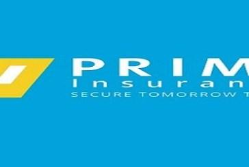 2 Job Positions at Prime Insurance Ltd: (Deadline 8 October 2021)