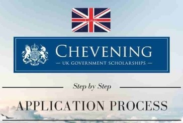 Chevening UK Government Scholarships for Study in the United Kingdom (Fully Funded) (Deadline: 05 November 2019)