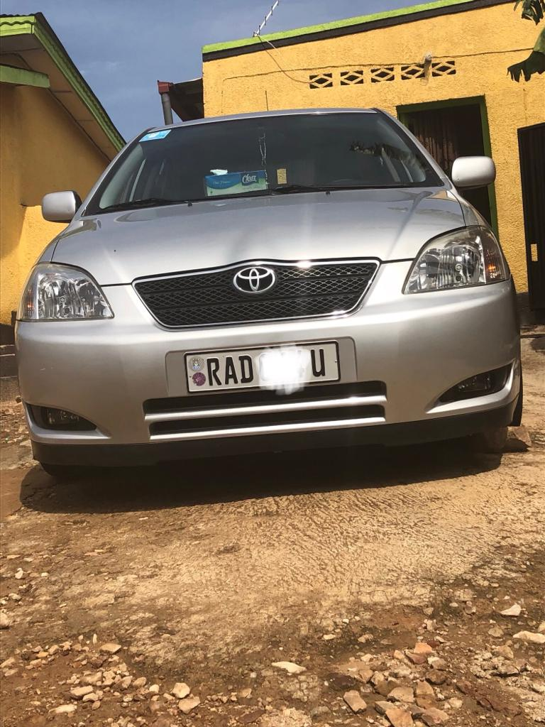 A car to sell: Toyota Collora 2003, Price: 6,500,000frw
