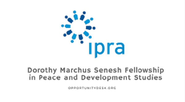 2020 Dorothy Marchus Senesh Fellowship in Peace and Development Studies for Women from Developing Countries : ( Deadline :15 January 2020 )