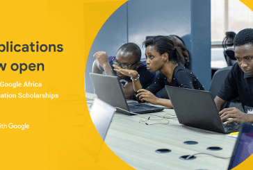 Fully Funded Scholarships to learn Mobile Web, Android and Google Cloud) by Google to Africans intrested