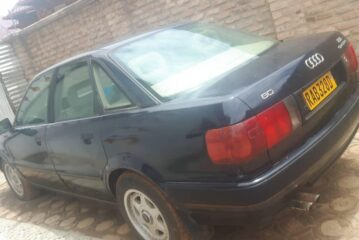 Car for Sale, Audi, Year:1998, Price; 2, 300,000Frw