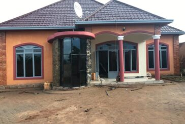 House for Sale, Price: 45M, Location: Masaka